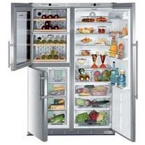 Подключение встраиваемого холодильника. Бердские электрики.